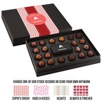Valentine's Day 20 Piece Decadent Truffle Box