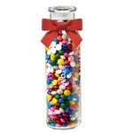 Glass Hydration Jar - Chocolate Buttons (24 oz.)