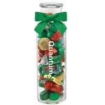 Glass Hydration Jar - Hershey's Holiday Mix (24 oz.)