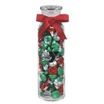 Glass Hydration Jar - Hershey's Holiday Kisses (16 oz.)
