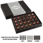 24 Piece Decadent Truffle Box