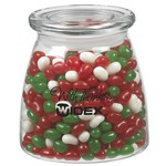 Vibe Glass Jar - Holiday Gourmet Jelly Beans (27 oz.)