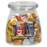 Vibe Glass Jar - Hershey's Everyday Mix (27 oz.)