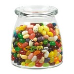 Vibe Glass Jar - Jelly Belly Jelly Beans (27 oz.)