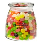 Vibe Glass Jar - Jelly Beans (Assorted) (27 oz.)
