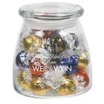 Vibe Glass Jar - Lindt Truffles (27 oz.)