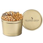 3 Way Gourmet Popcorn Tin (2 Gallon)