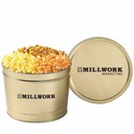3 Way Popcorn Tins - (2 Gallon)