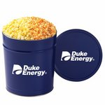 2 Way Popcorn Tins - (3.5 Gallon)