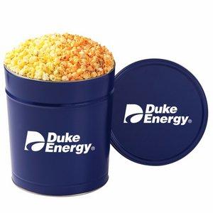 2 Way Popcorn Tins - (3.5 Gallon)