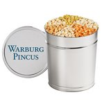 6 Way Savory Popcorn Tin (3.5 Gallon)