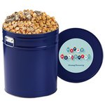 3 Way Gourmet Popcorn Tin (6.5 Gallon)