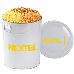 3 Way Popcorn Tins - (6.5 Gallon)
