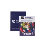 Gourmet Jelly Beans in Small Billboard Header Bag