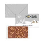 1 oz Executive Custom Chocolate Bar with Toffee