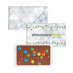 1 oz Executive Custom Chocolate Bar with M&M'S®