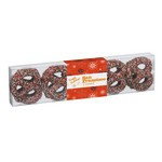 Chocolate Covered Pretzel - Holiday Nonpareil Sprinkles (10 pack)