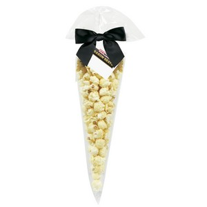 White Cheddar Popcorn Cone Bag (large)