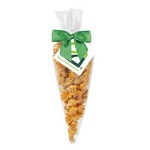 Cheddar Cheese Popcorn Cone Bag (small)