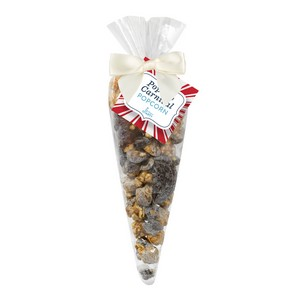Cookies & Cream Popcorn Cone Bag (small)