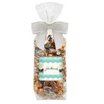 Gourmet Popcorn Gift Bag - Chocolate Pretzel & Potato Chip Popcor