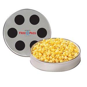 Large Film Reel Tin - Butter Popcorn