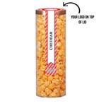 Executive Popcorn Tube - Cheddar Popcorn