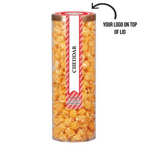 Executive Popcorn Tube - Cheddar Popcorn