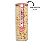 Executive Popcorn Tube - White Cheddar Popcorn