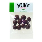 Chocolate Peanuts in Header Bag (1 oz.)