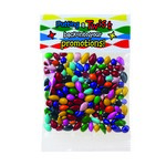 Chocolate Sunflower Seeds (Gemmies?) in Header Bag (1 oz.)