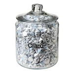 Half Gallon Glass Jar - Hershey's Kisses