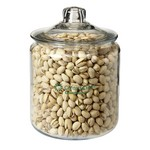 Half Gallon Glass Jar - Pistachios