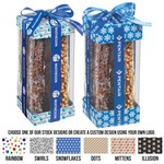 Large Executive Treat Container  Chocolate Covered Pretzel Rods