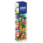 Large Flip Top Candy Dispensers - Chocolate Buttons
