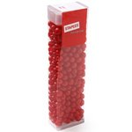 Large Flip Top Candy Dispensers - Red Hots?