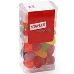 Medium Flip Top Candy Dispensers - Jelly Beans (Assorted)