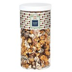 Gourmet Chocolate Pretzel & Potato Chip Popcorn Tub