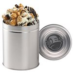 Gourmet Popcorn Tin (Quart) - Cookies & Cream Popcorn