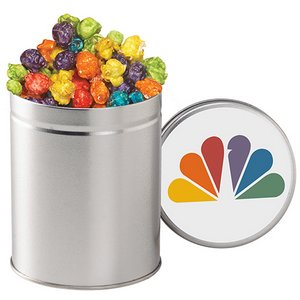 Corporate Color Popcorn Tin (Quart)