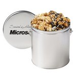 Gallon Popcorn Tins - Cookie Sensation