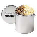 Gallon Popcorn Tins - Savory & Sweet Selections