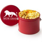 Half Gallon Popcorn Tins - Original Trio