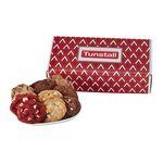 Fresh Baked Cookie Gift Set - 15 Assorted Cookies - in Mailer Box