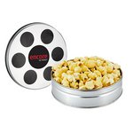 Small Film Reel Tin - Butter Popcorn