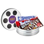 Small Film Reel Tin - Movie Pack