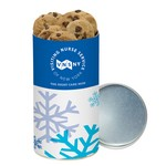 Small Snack Tube - Mini Chocolate Chip Cookies