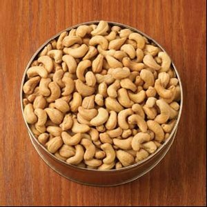 Jumbo Cashews Custom Gift Tin 32 oz.