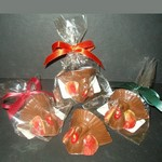 Mini 3D Chocolate Turkey