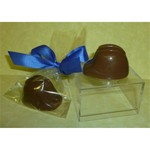 Milk Chocolate Hard Hat